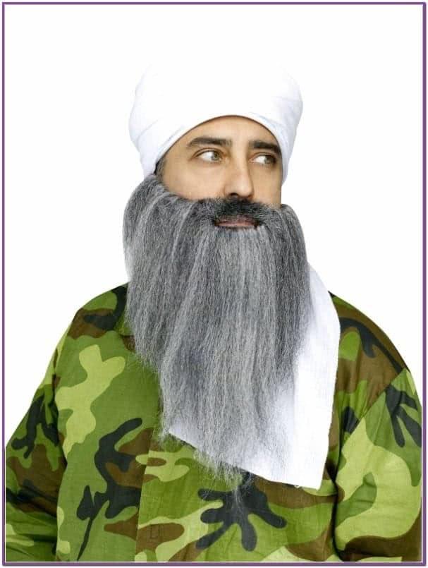 Белый тюрбан