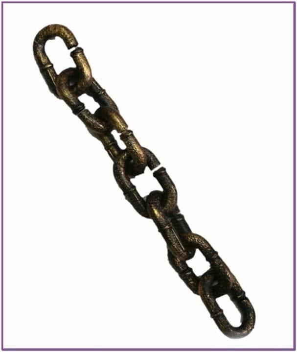 Бронзовая цепь