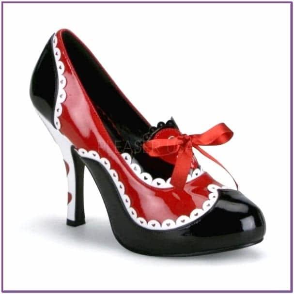 Черные туфли Алисы