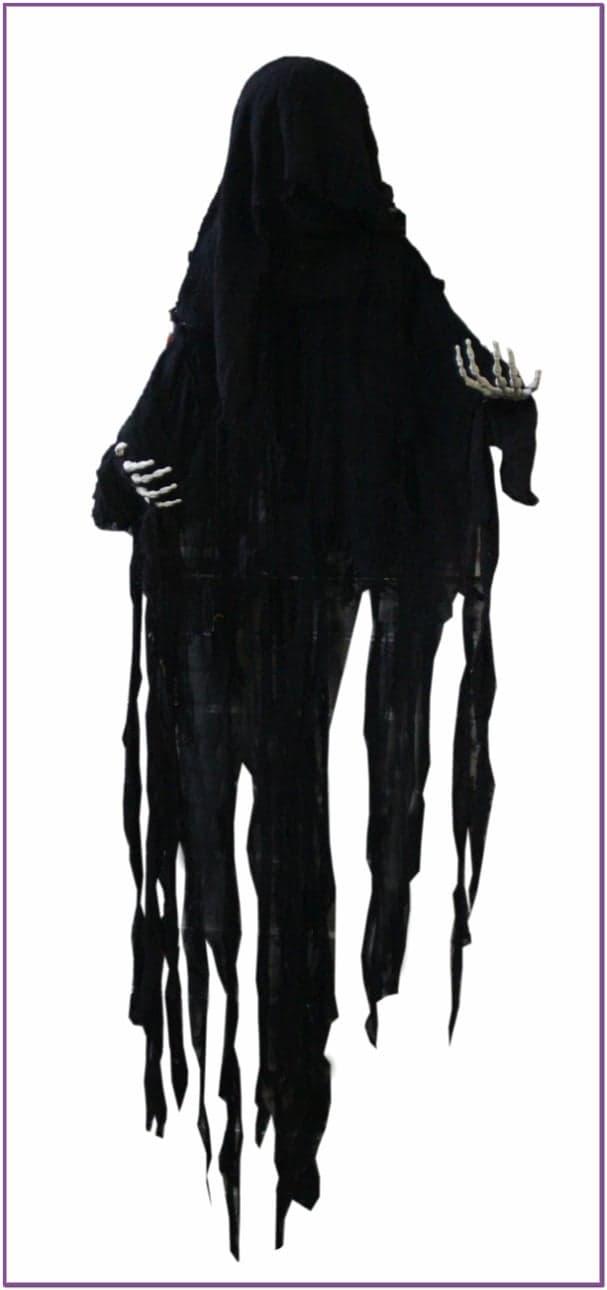 Декорация Черный призрак