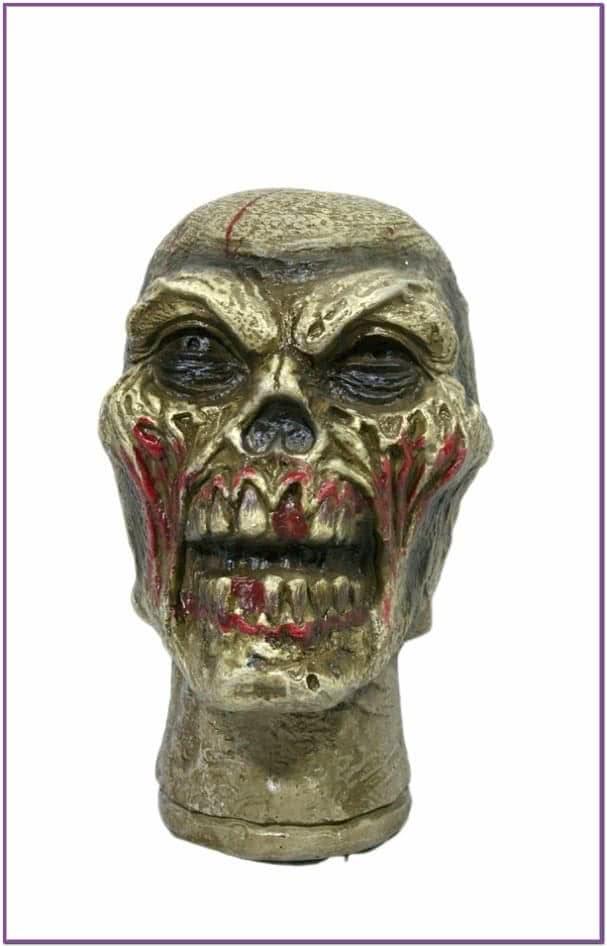 Декорация Кровавый череп