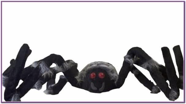Декорация Плюшевый паук