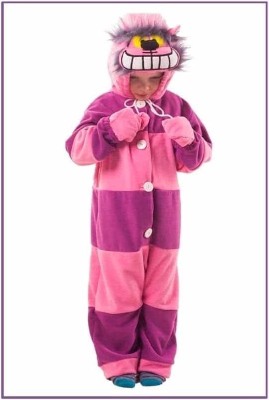 Детская пижама-кигуруми Лунный чеширский кот - Купить недорого ... e0b6d1e54f3d5