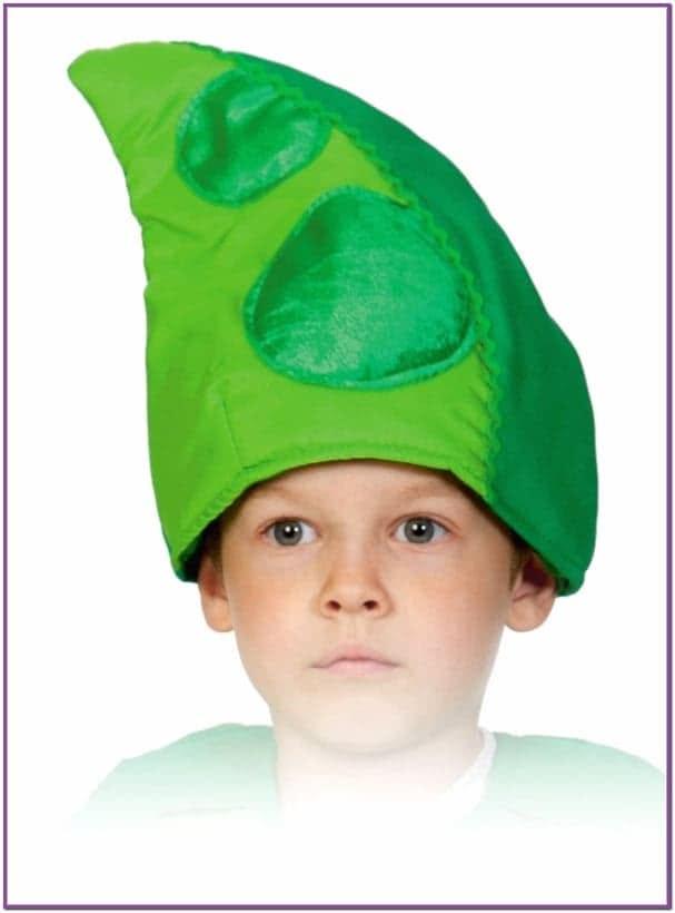Детская шапка Горох