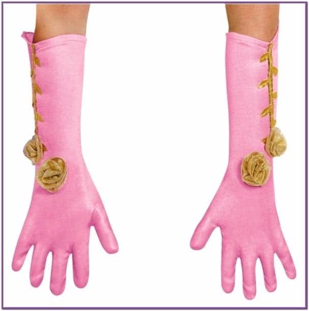 Детские перчатки Авроры