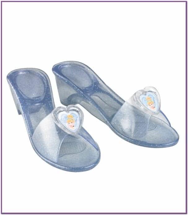 Детские туфли Золушки