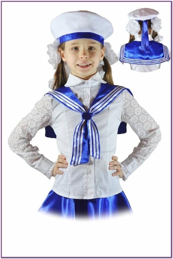 Детский комплект морячки