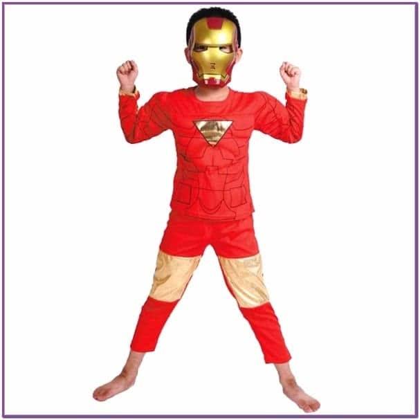 Детский костюм Айрон Мэна