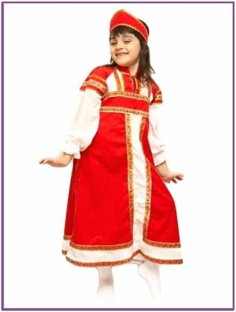 Детский костюм Аленушки