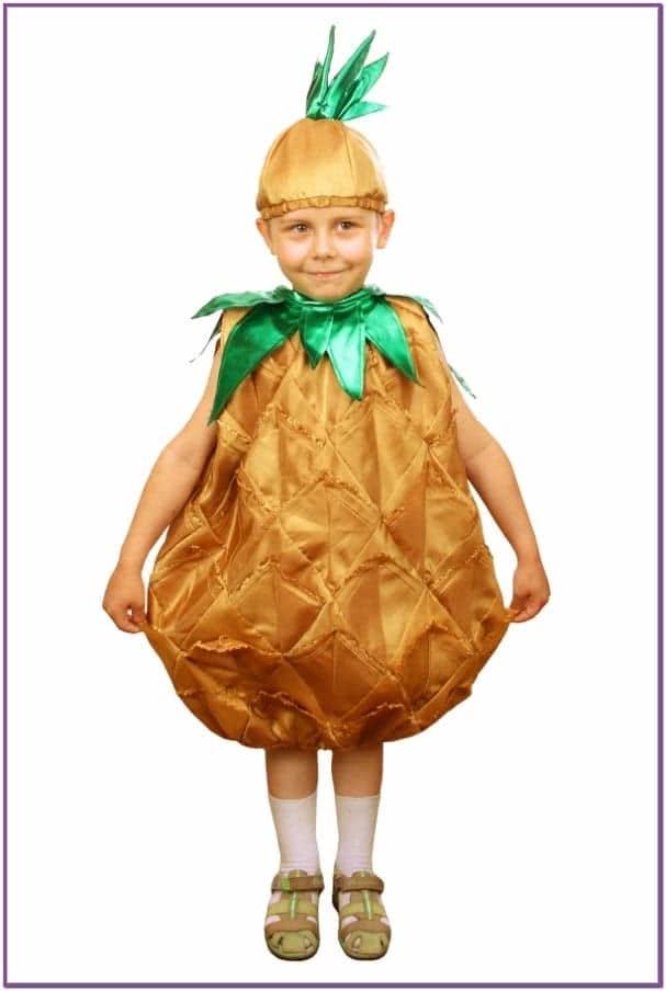 Детский костюм Ананаса