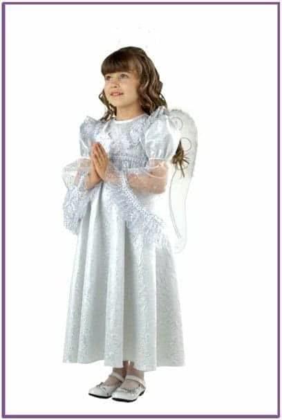 Детский костюм ангелочка