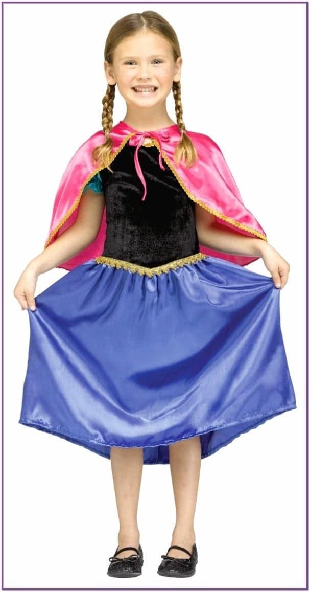 Детский костюм Анны