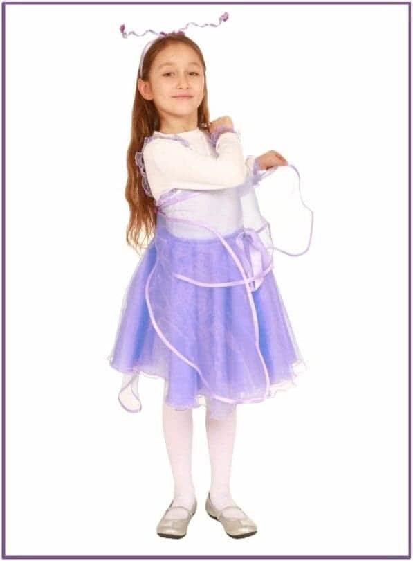 Детский костюм бабочки