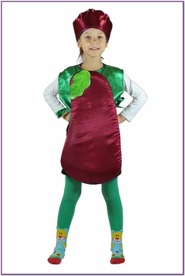 Детский костюм Баклажана