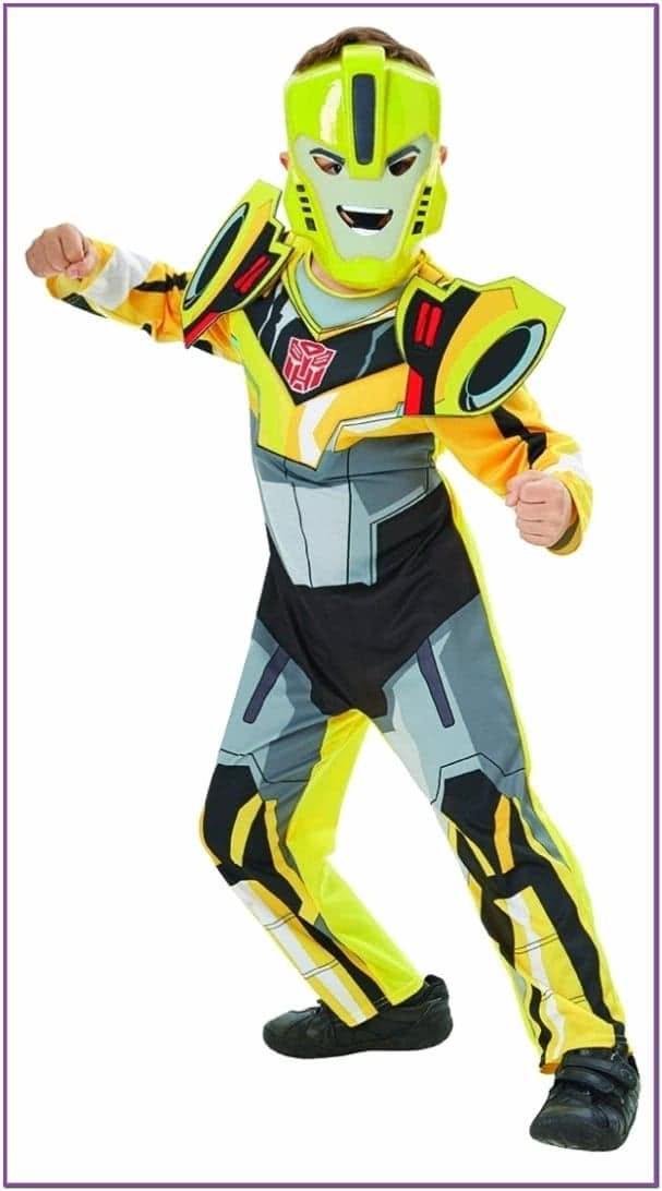 Детский костюм Бамблби Dlx