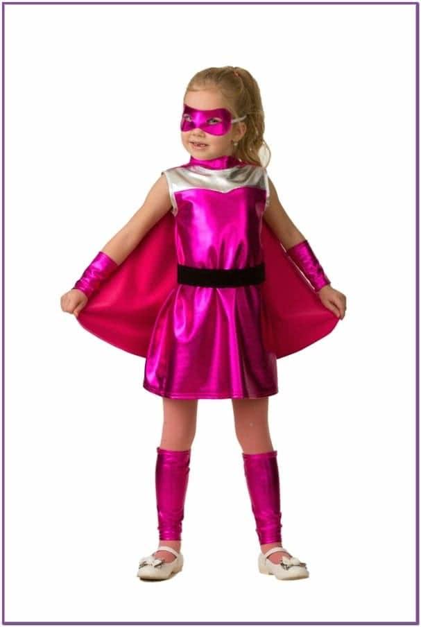 Детский костюм Барби Супер Блестки