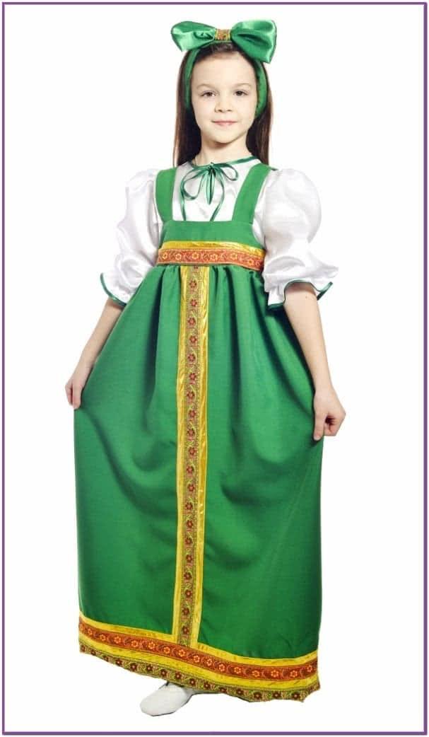 Детский костюм Барыни