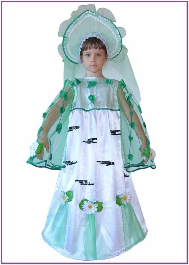 Детский костюм Березки
