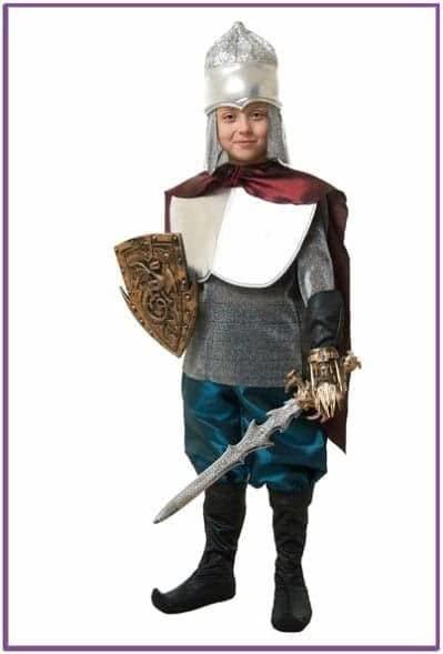 Детский костюм Богатырь