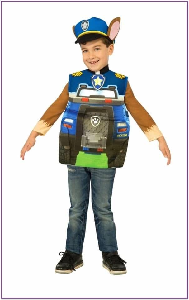 Детский костюм Чейза из Щенячего Патруля