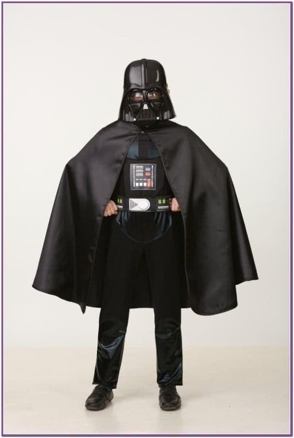 Детский костюм Черного Дарта Вейдера