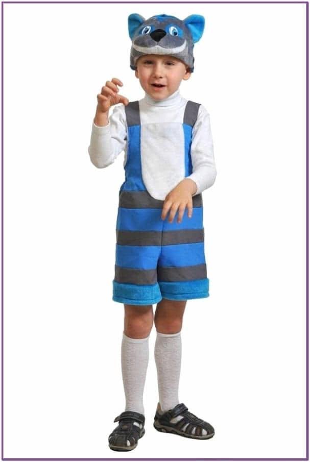 Детский костюм Чеширского Кота