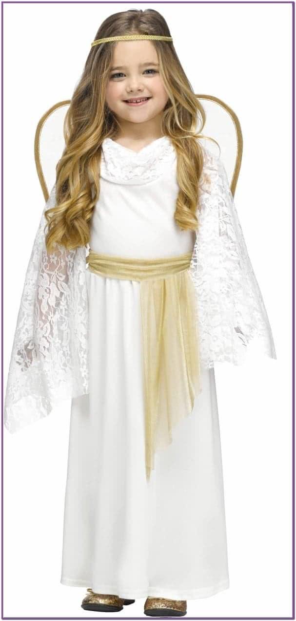 Детский костюм для малышки Ангела