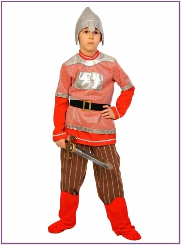Детский костюм Добрыни