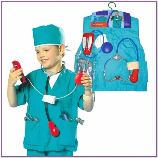 Детский костюм Доктора Хирурга