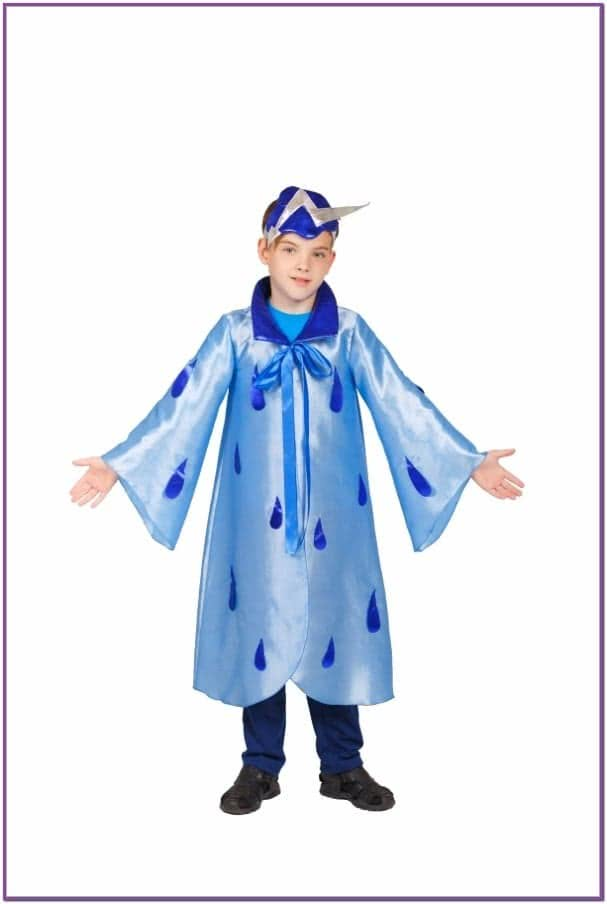 Детский костюм Дождя