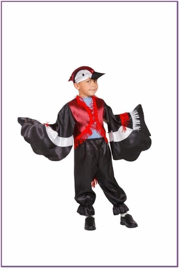 Детский костюм Дятла