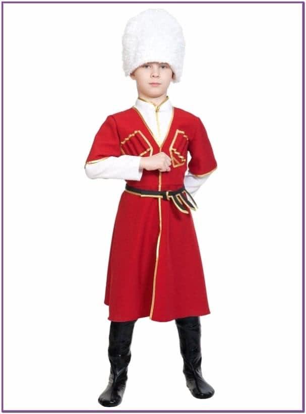 Детский костюм Джигита