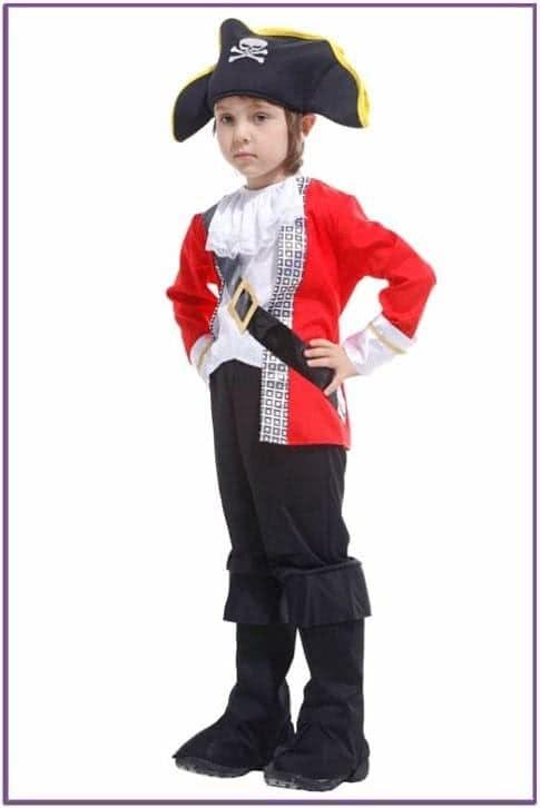 Детский костюм Элегантного корсара