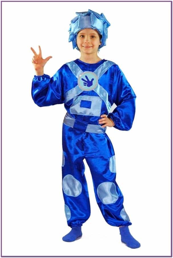 Детский костюм Фиксика Нолика