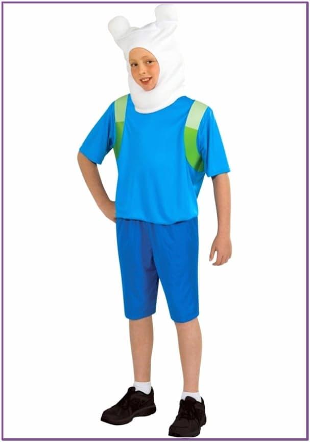 Детский костюм Финна из Время Приключений