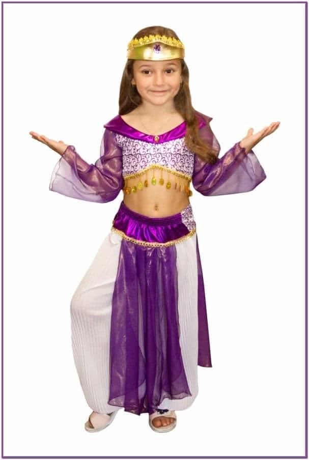 Детский костюм Фиолетовой Жасмин