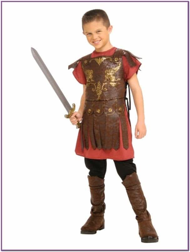 Детский костюм гладиатора