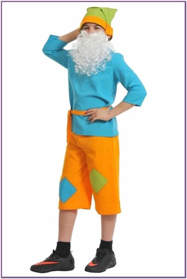 Детский костюм Гномика Засони