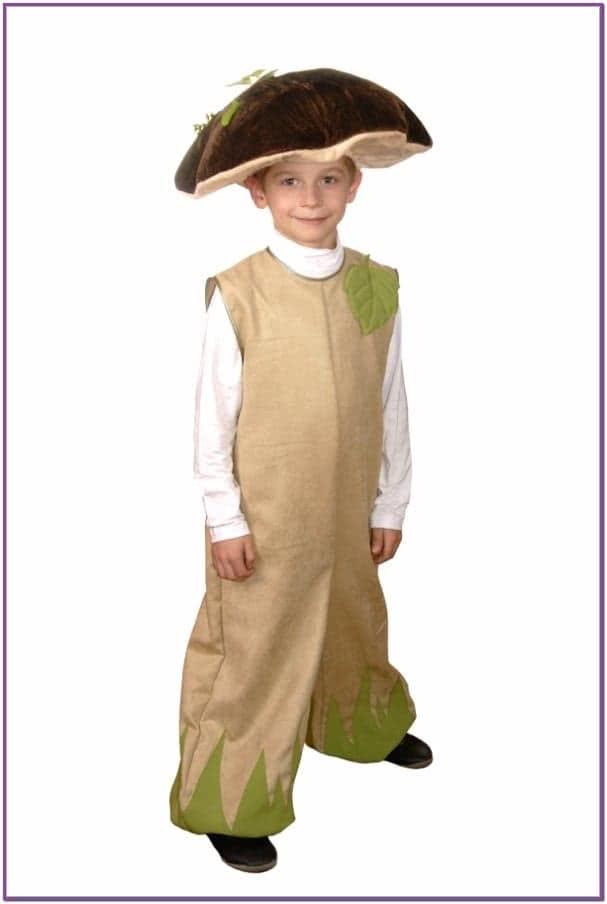 Детский костюм Грибочек