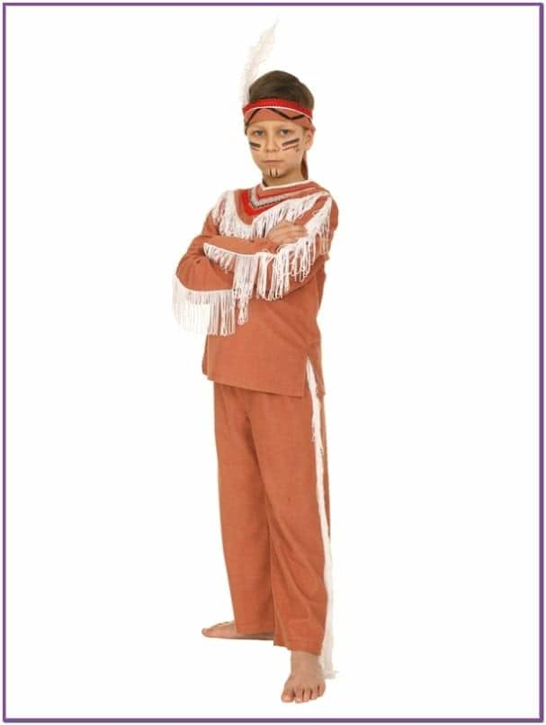 Детский костюм Индейца Апачи