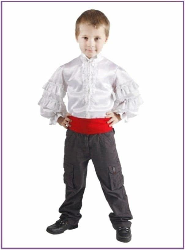 Детский костюм испанца