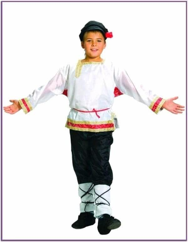 Детский костюм Иванушки