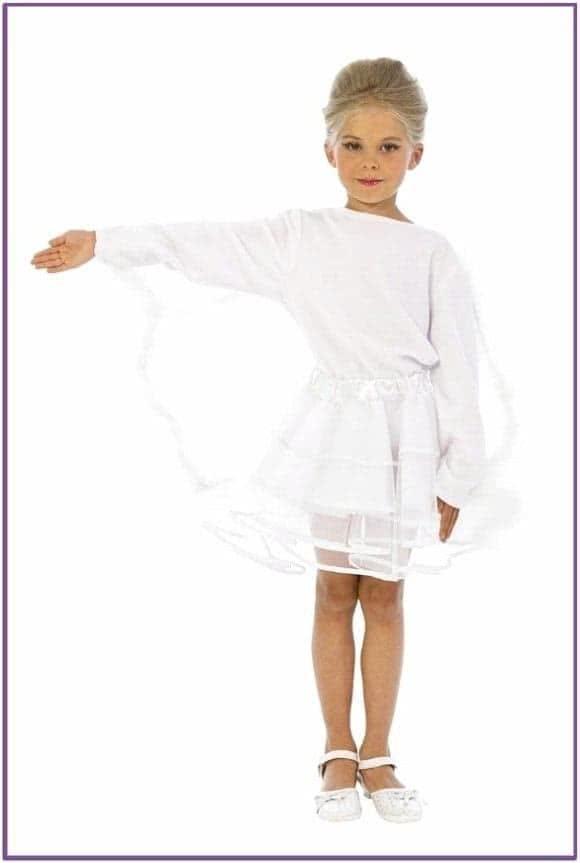 Детский костюм Изящного Лебедя