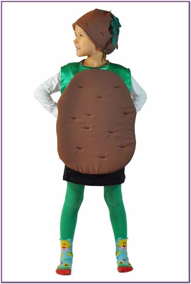 Детский костюм Картошки