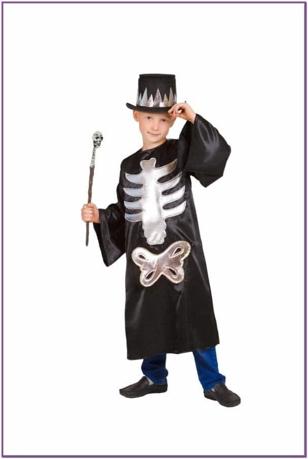 Детский костюм Кащея из сказки