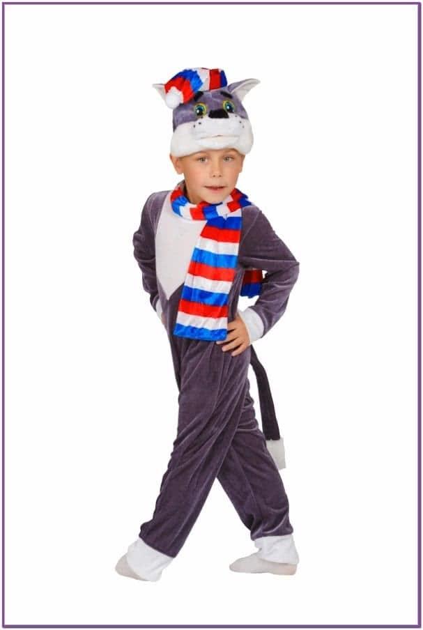 Детский костюм Кота Матроскина