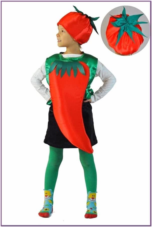 Детский костюм Красного Перца