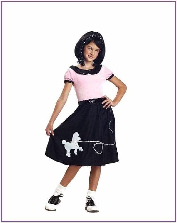 Детский костюм леди 50-хх