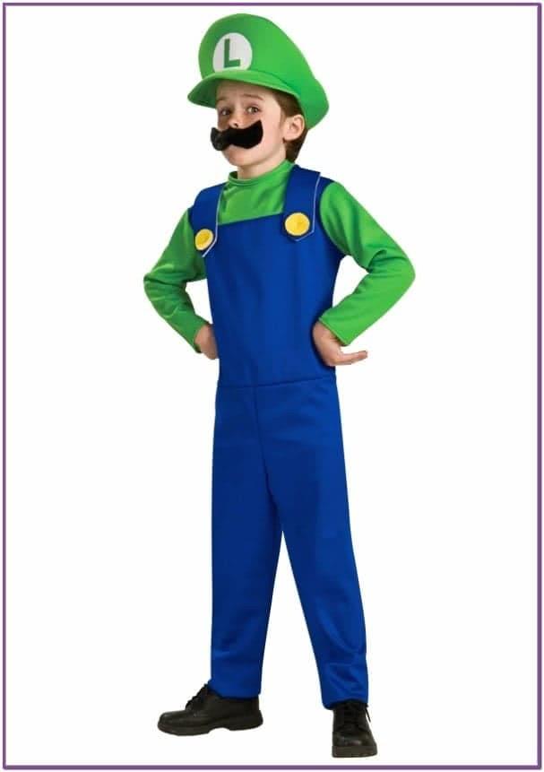 Детский костюм Луиджи