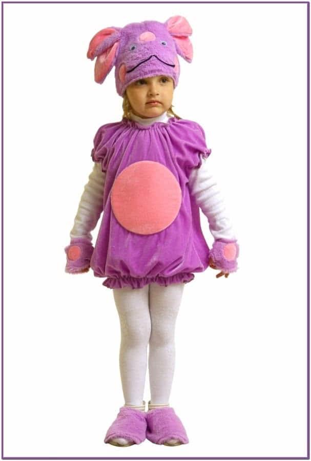 Детский костюм Лунтика